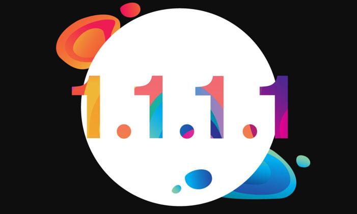 İnternet hızınızı arttıracak uygulama 1.1.1.1 Android ve iOS için yayında!