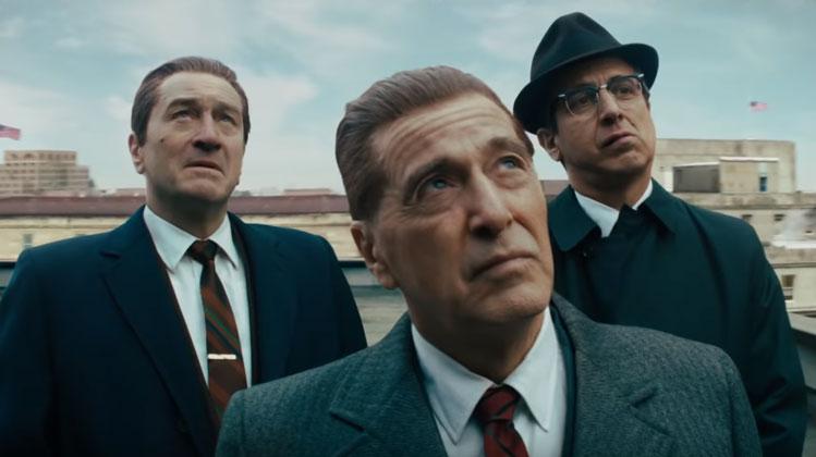Martin Scorsese imzalı Netflix filmi The Irishman fragmanı yayında!