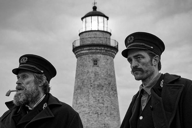 Robert Pattinson ve Willem Dafoe'lu The Lighthouse fragmanı yayında!