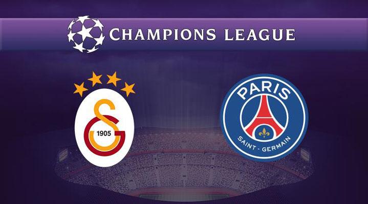 Galatasaray - PSG maçı hangi kanalda, saat kaçta? GS - PSG şifresiz izle!